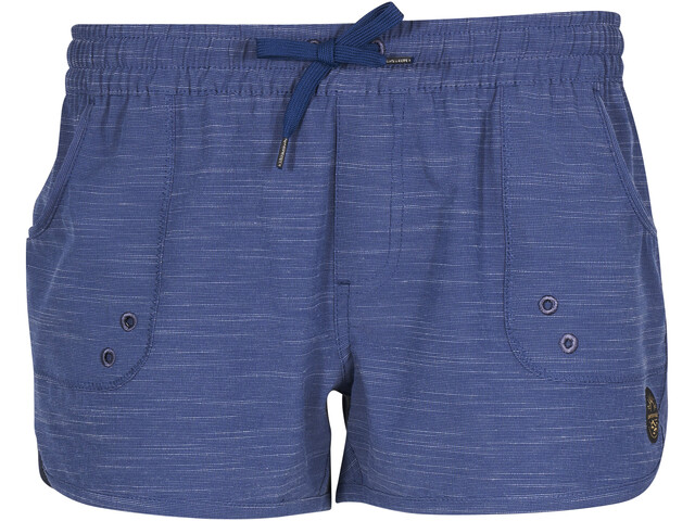 United By Blue Westray Pantaloncini Donna, blue